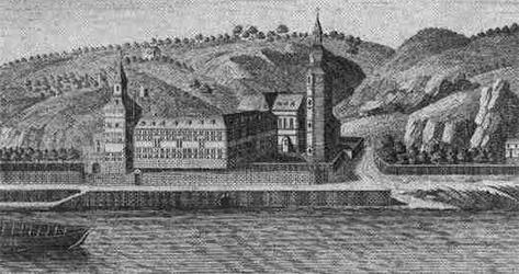 L'abbaye de Flône